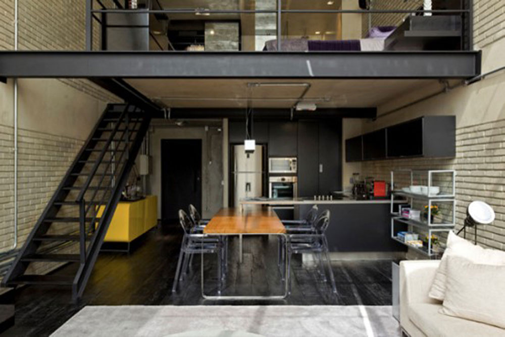 Etonnant Modern Industrial Interior Design Definition And Ideas To