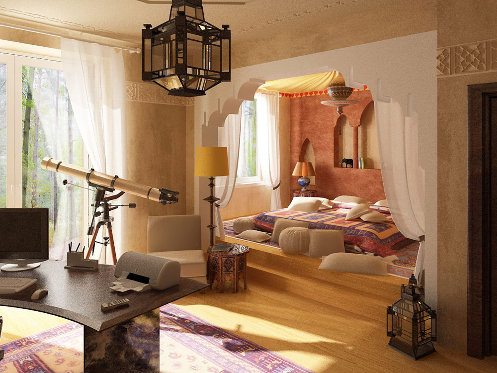 Charming Moroccan Interior Design Ideas Pictures And Furniture 8 Moroccan