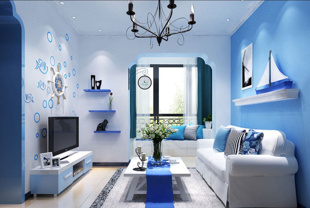 Delightful Nautical Interior Design Style And Decoration Ideas 1 Nautical