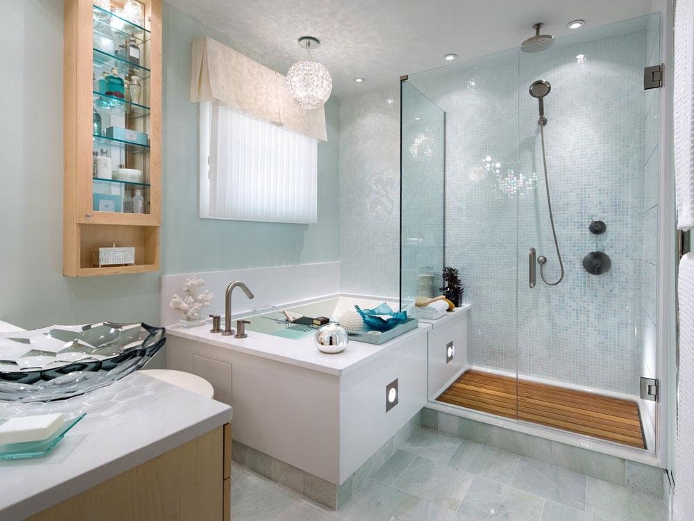 Bathrooms. Nautical Interior Design Style And Decoration Ideas 3 Nautical