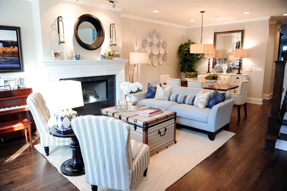 Nautical Interior Design Style And Decoration Ideas 7 Nautical