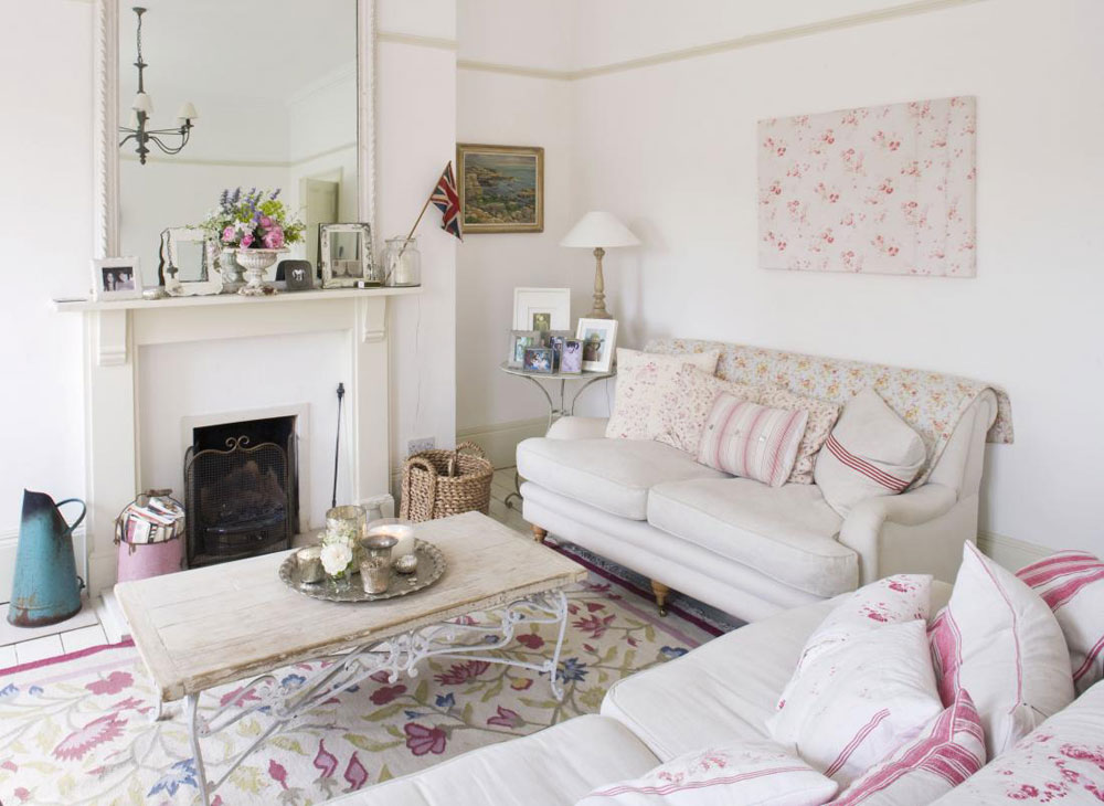 Shabby Chic Interior Design Style Tips And Inspiration  Photo Gallery