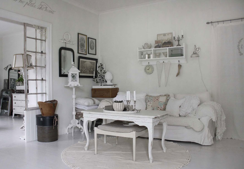 Shabby Chic Interior Design Style Tips And Inspiration