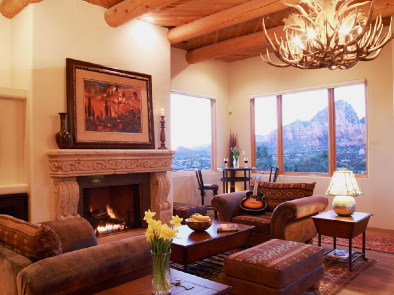 Southwestern Interior Design Style And Decorating Ideas Home Decor Impressive Photos Style