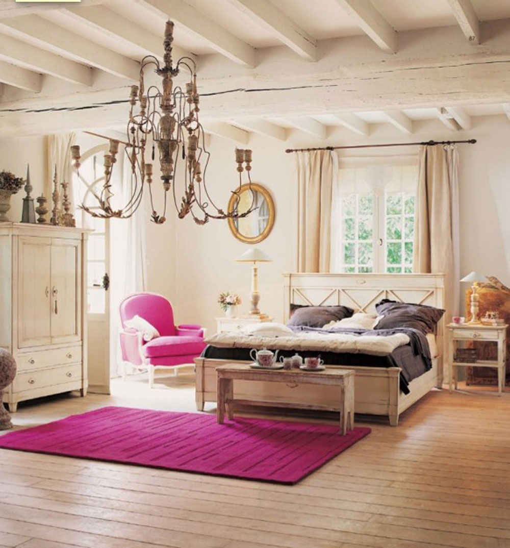 Home interior design english style - The Bedroom 2 The Beauty Of English Country Style Home Decor
