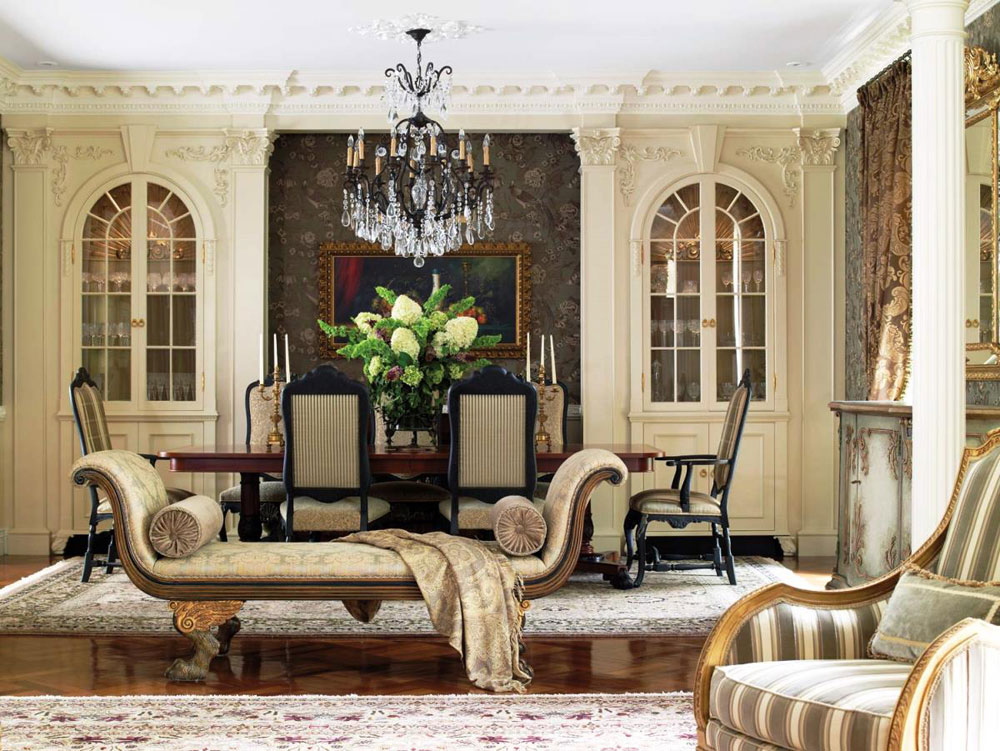 Traditional Interior Design Style And Ideas