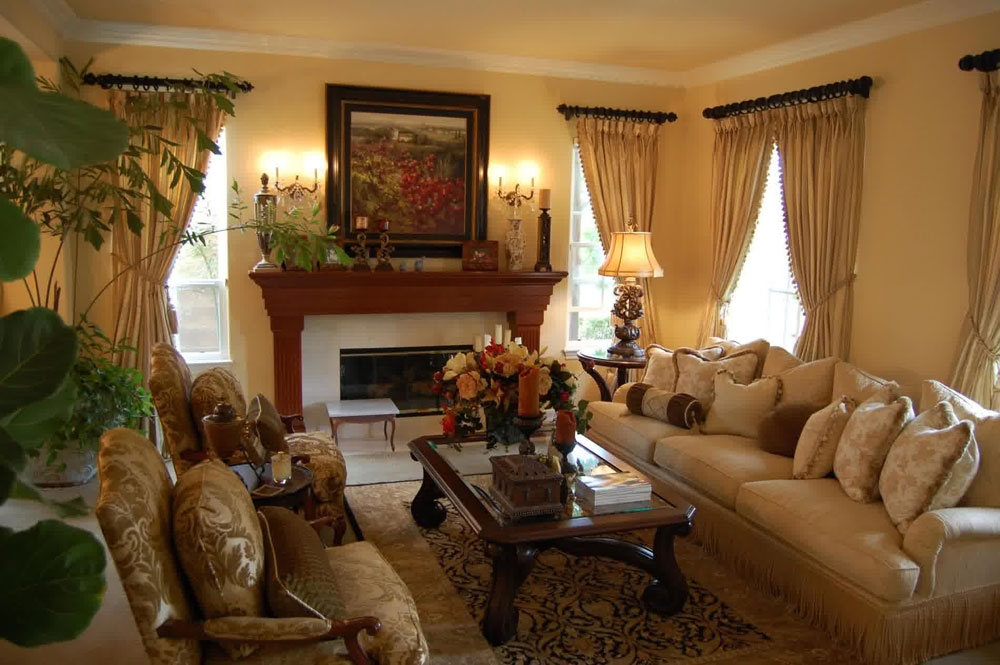 Traditional interior design style and ideas 7 traditional interior design