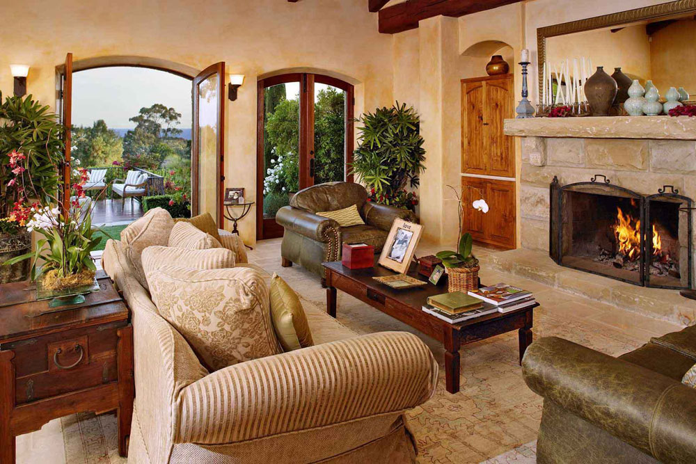Tuscan Interior Design Ideas, Style And Pictures