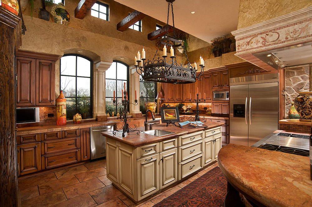 Tuscan Interior Design Ideas Style And Pictures 4