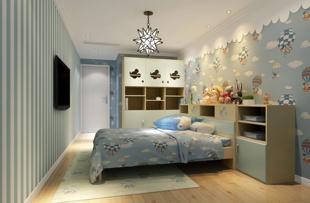Beautiful Rooms Wallpapers Ideas For Your Home