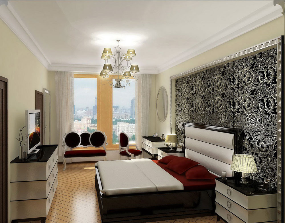 Beautiful Rooms Wallpapers Ideas For Your Home  9. Beautiful Rooms Wallpapers Ideas For Your Home