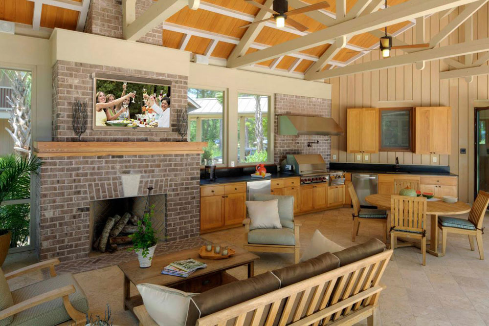 Outdoor Kitchen Ideas That Will Help You Build  Part 84