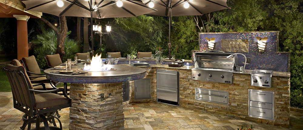 Outdoor Kitchen Ideas That Will Help You Build Your Own