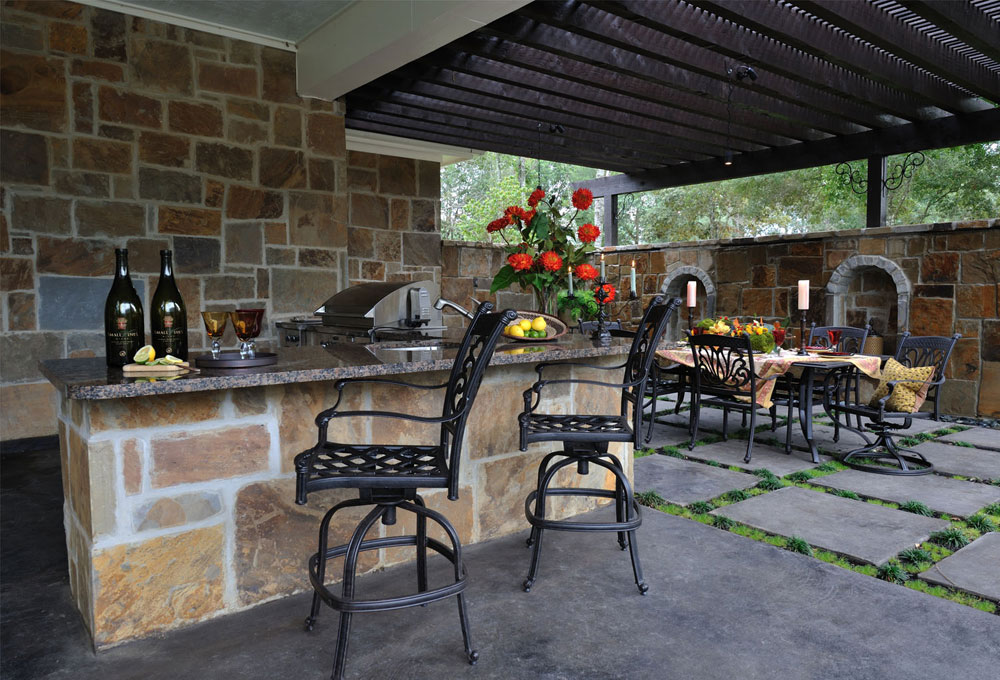 Fresh Outdoor Kitchen Ideas That Will Help You Build