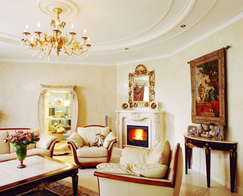 Art Of Designing With Antiques - Interior Decorating Ideas