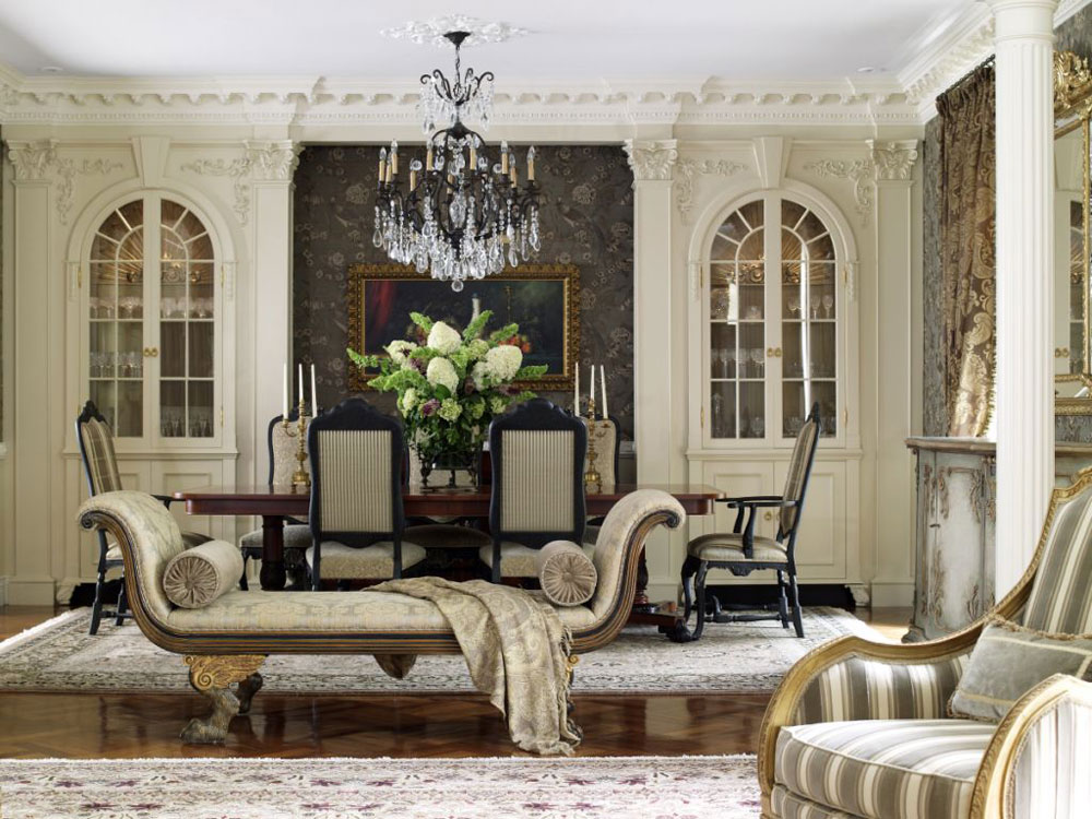 The Art Of Designing With Antiques Interior Decorating  Pictures