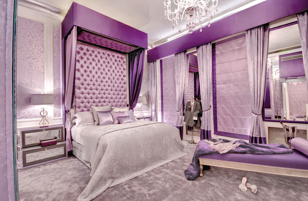 Simple Unique Color Schemes Great Tips for Decorating Your Bedroom