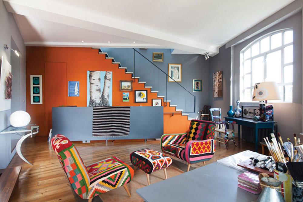Unique Modern Interior Design Colors Sketch - Home Design Ideas and ...