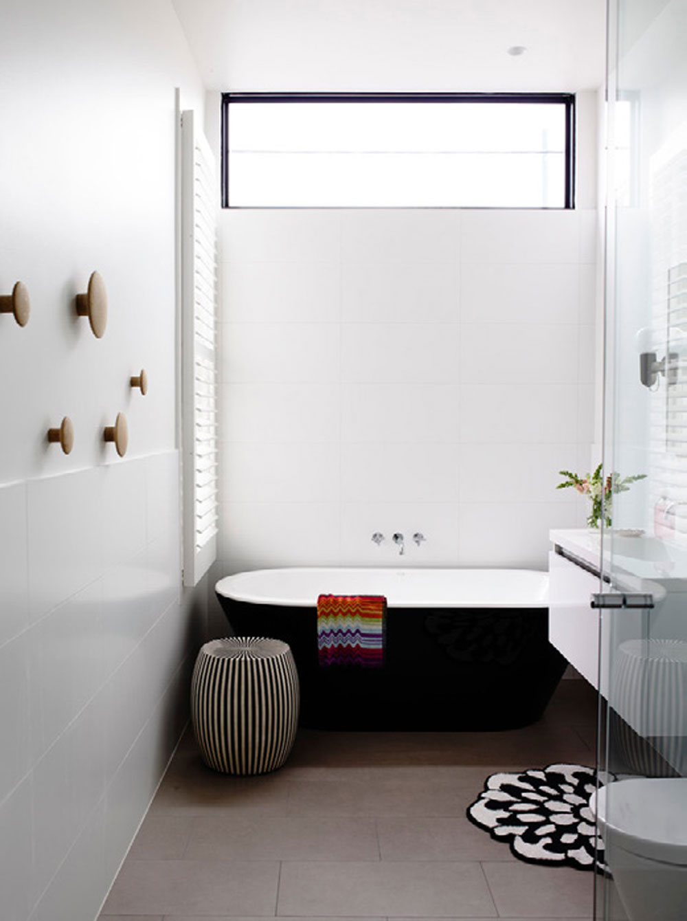 Designing A Small Bathroom - Ideas And Tips
