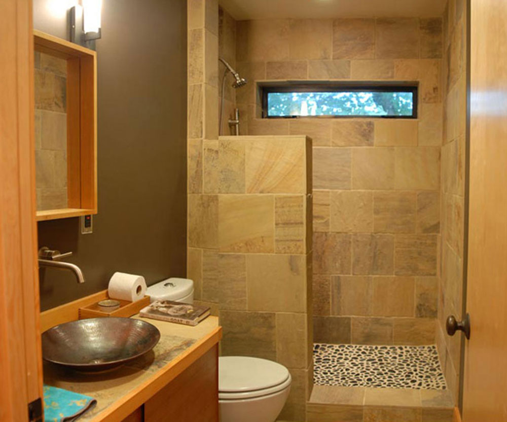Simple Designing A Small Bathroom Ideas And Tips Designing