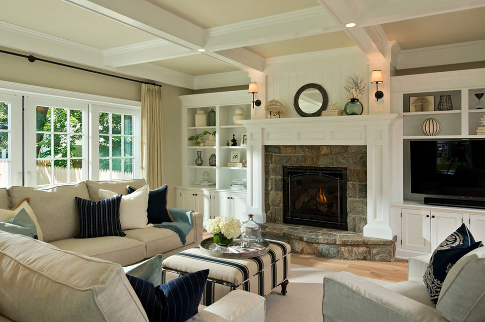 Monochromatic-Interiors-Color-Palette-For-Refreshing-Days-3 Monochromatic
