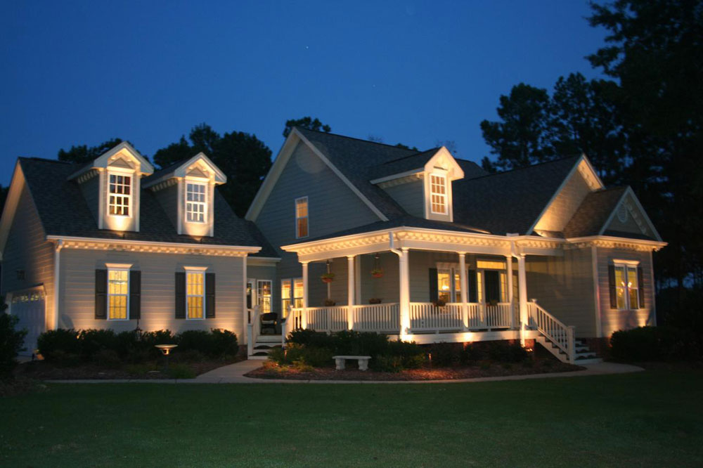 Exterior house lighting design outdoor house lighting ideas to refresh your house aloadofball Choice Image
