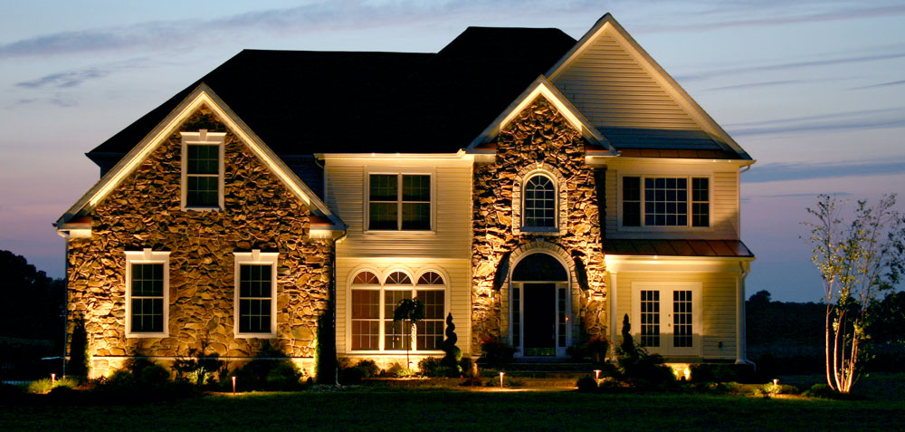 outdoor house lighting ideas t