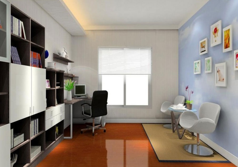 Study room design ideas for kids and teenagers 2