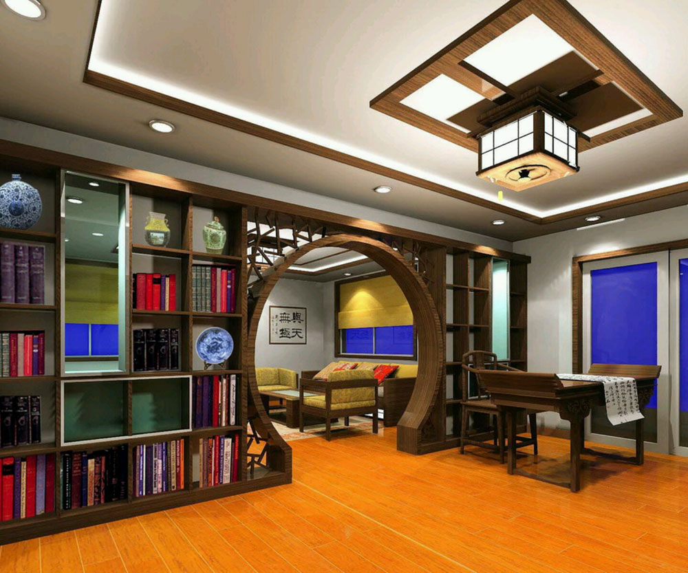 Study room design ideas for kids and teenagers for Best place to study interior design