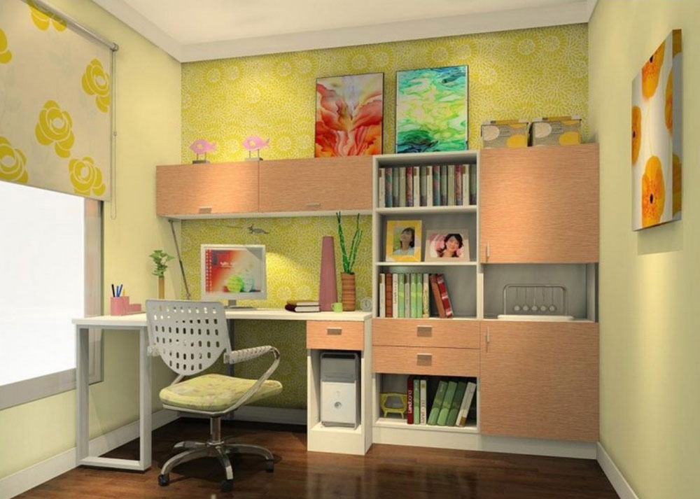 Lovely Study Room Design Ideas For Kids And Teenagers