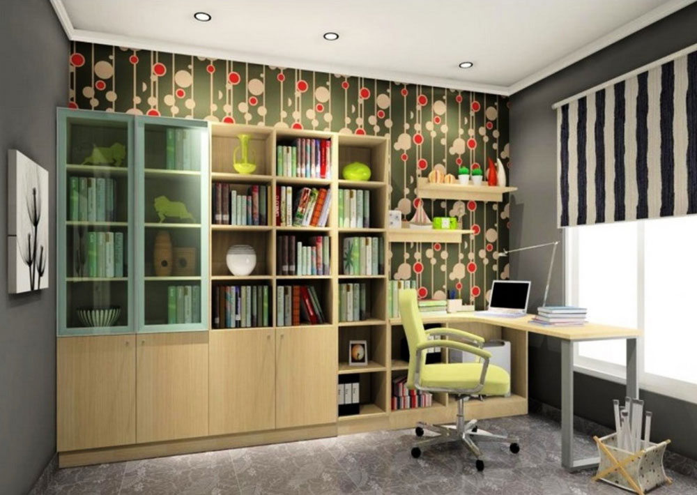 Storage Room Design Ideas Part - 39: Study-Room-Design-Ideas-For-Kids-And-Teenagers-
