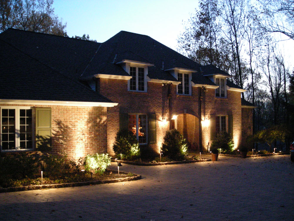 The Front Entrance Outdoor House Lighting Ideas To Refresh Your