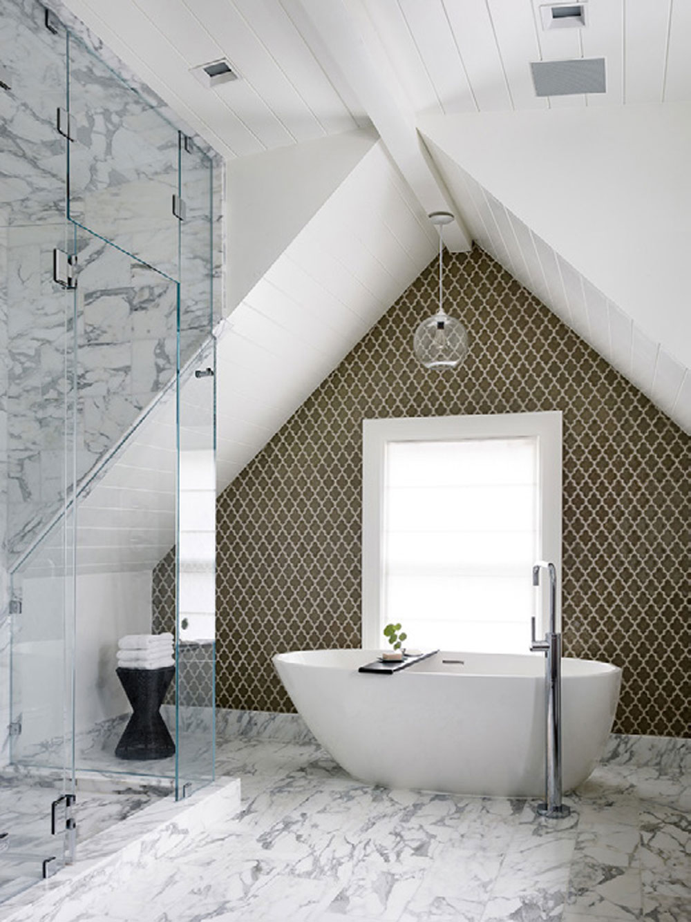 A Collection Of Bathroom Floor Tile Ideas