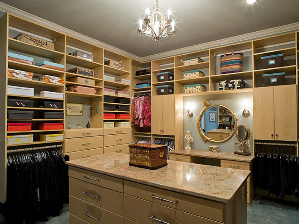 bedroom closet design ideas to organize your style 10