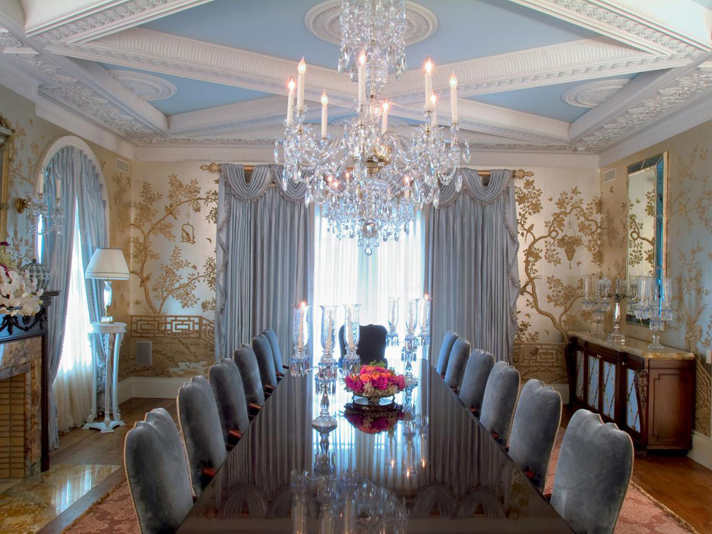 Formal Dining Room Color Schemes ceiling paint color schemes to achieve great looks