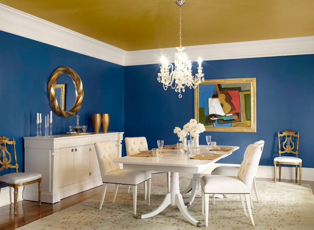 Ceiling-Paint-Color-Schemes-To-Achieve-Great-Looks- & Ceiling Paint Color Schemes To Achieve Great Looks