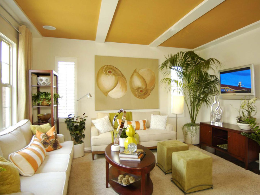 Ceiling Paint Color Schemes To Achieve Great Looks