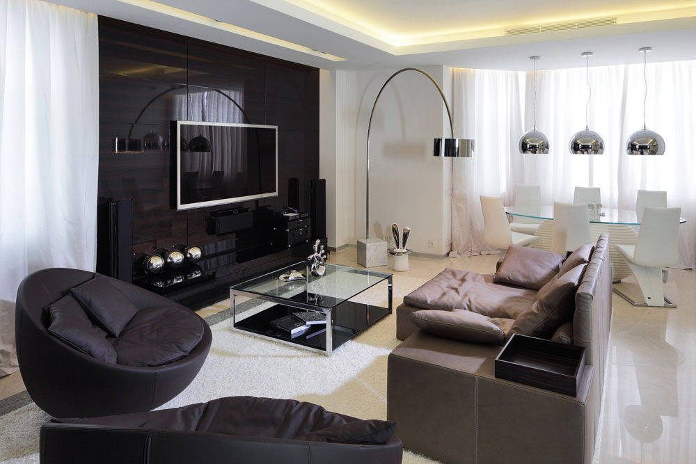 Living Room Makeover Decorating Ideas 1