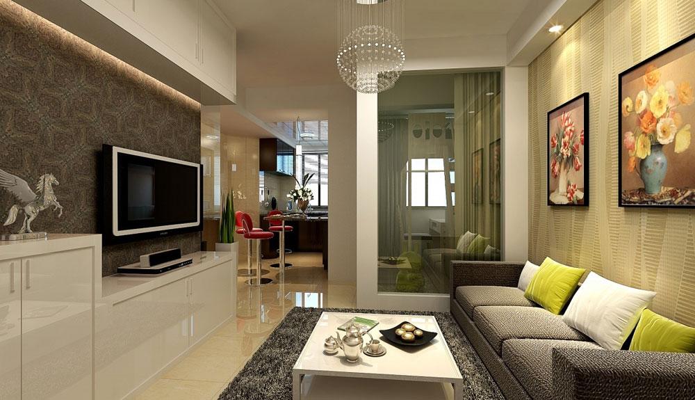 Living Room Makeover Decorating Ideas