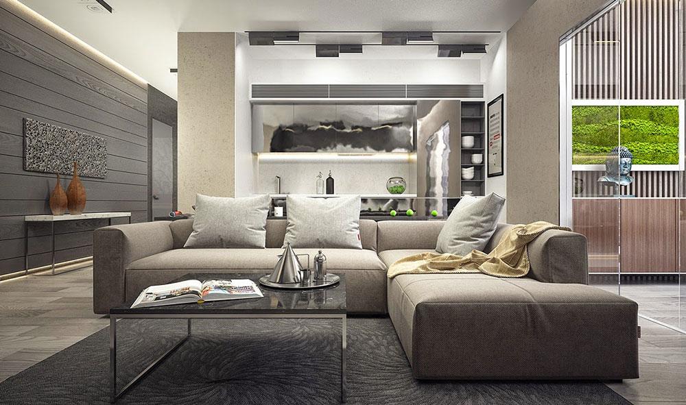 Modern Interior Design Ideas For Apartments 1 2 Modern
