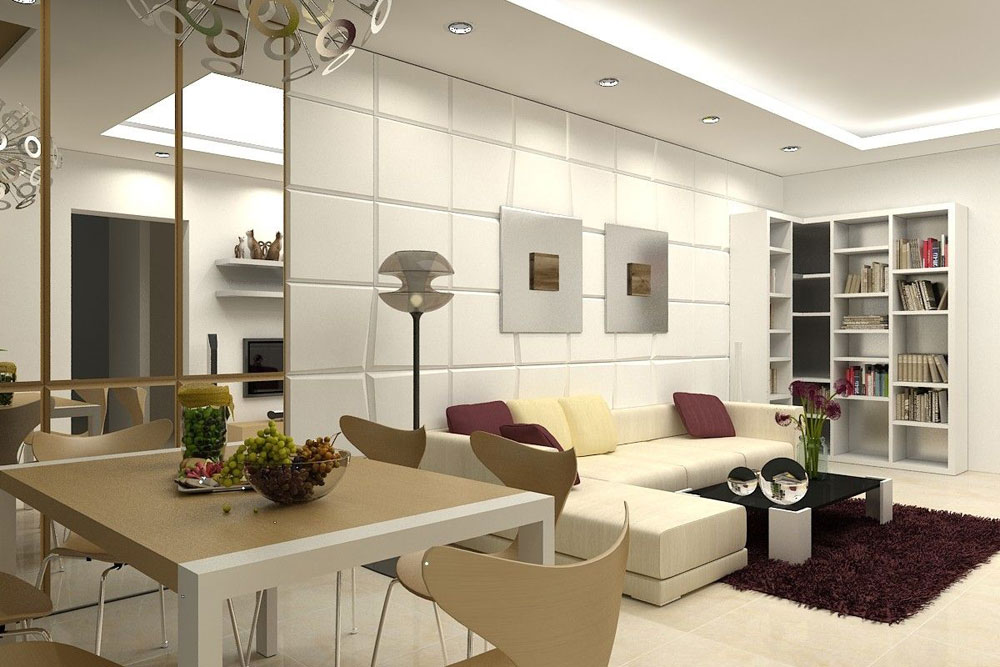 Modern Interior Design Ideas For Apartments 2 Modern Interior Design