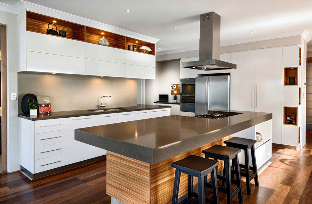 tips and guidelines for decorating above kitchen cabinets - Decorating Above Kitchen Cabinets