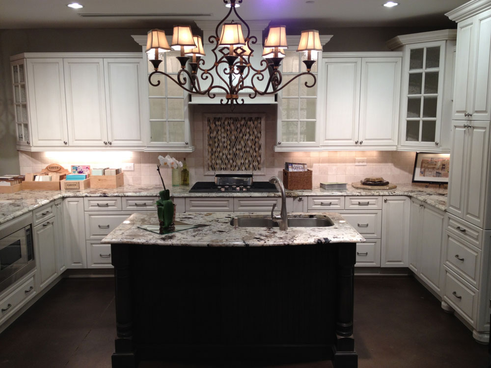 Decorating Tops Of Kitchen Cabinets tips and guidelines for decorating above kitchen cabinets