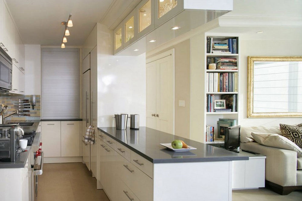 Tips And Ideas For Redesigning A Small Kitchen