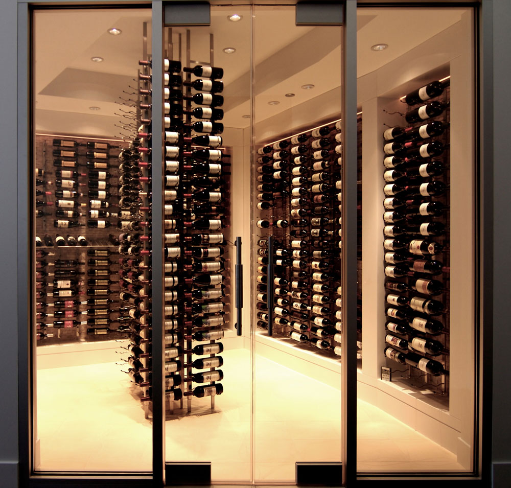 Mini Wine Cellar Ideas wine cellar design ideas