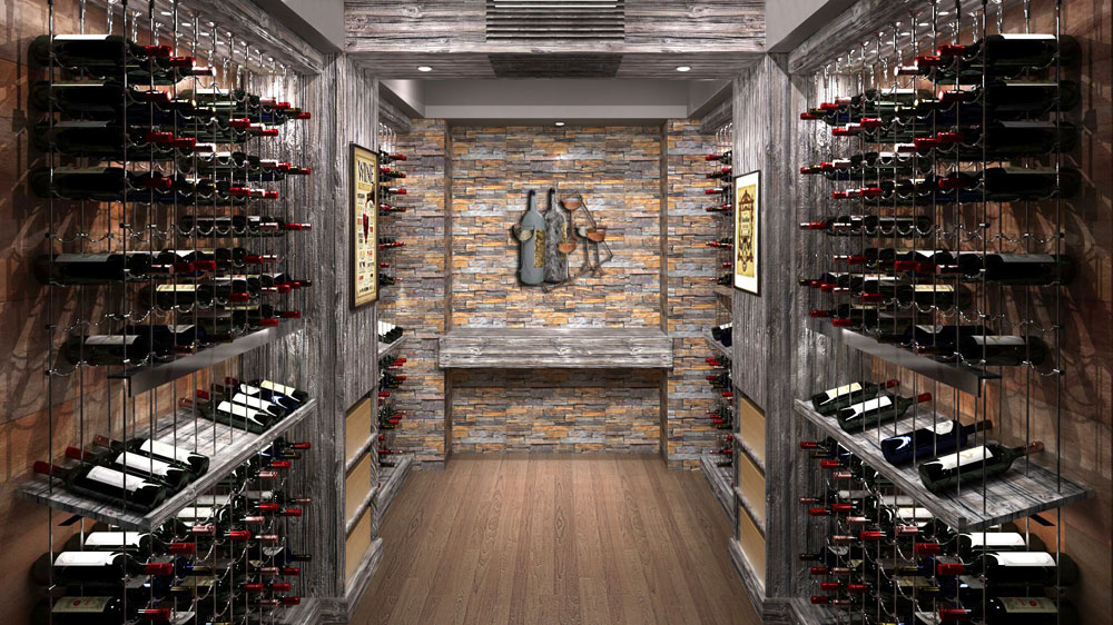 Wine Room Design Ideas Part - 22: Wine-Cellar-Design-Ideas-9 Wine Cellar Design Ideas