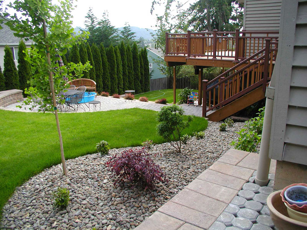 Backyard Landscaping Ideas With Stones 138 best images about outdoor stone landscaping ideas on pinterest landscaping rocks landscapes and rock landscaping Amazing Backyard Landscaping Ideas 6 Amazing Backyard Landscaping Ideas