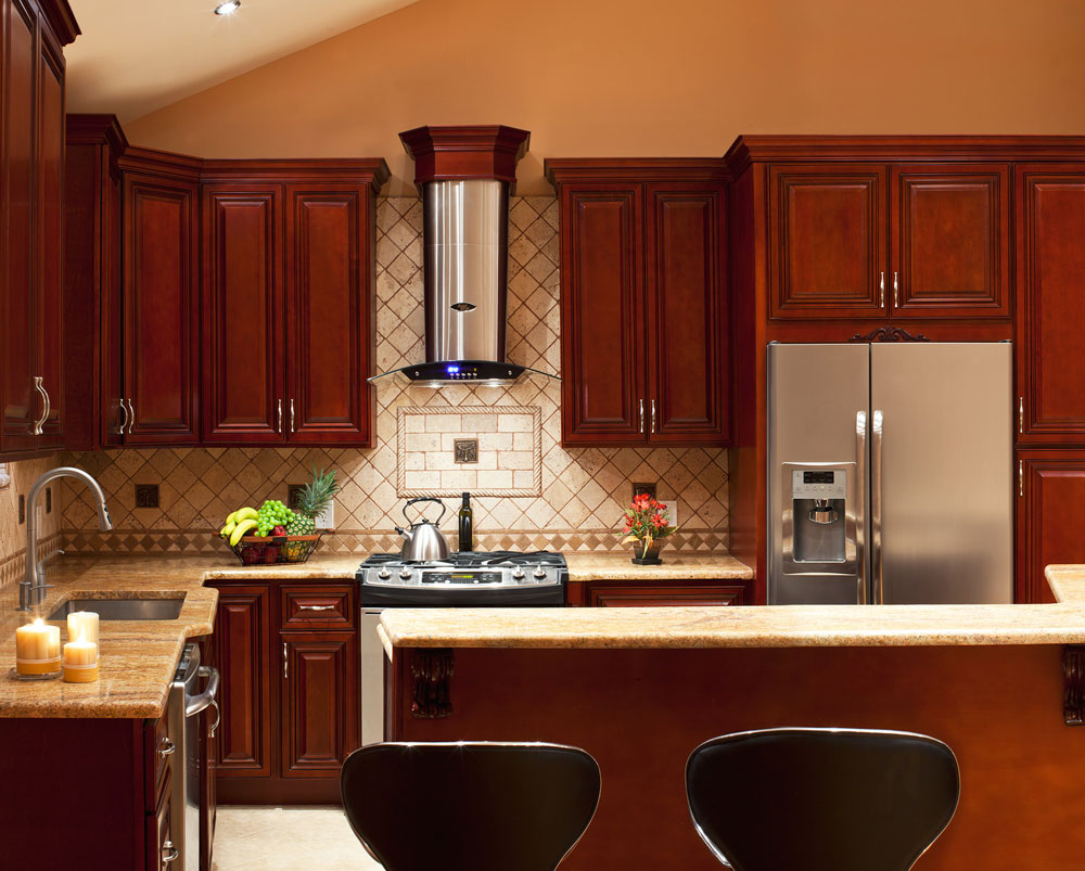 Finishing Features. Best Kitchen Cabinets To Make Your Home Look