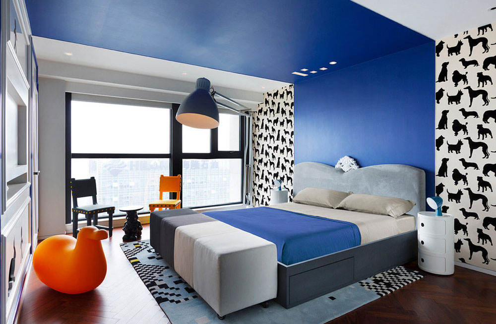 Colorful Bedrooms enjoy your life with this colorful bedrooms