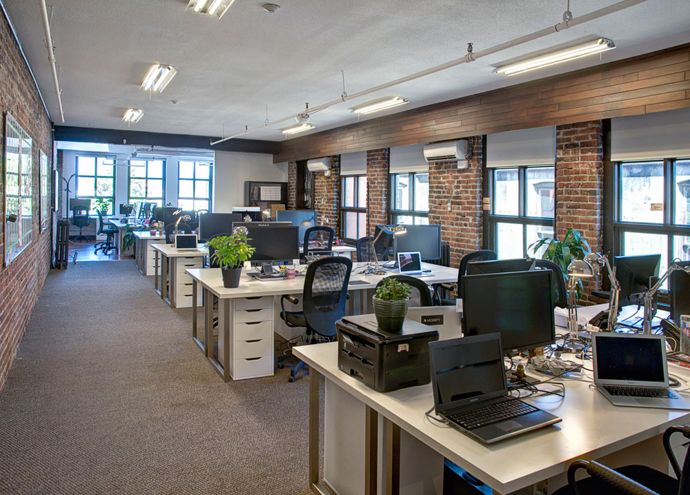Exquisite Workspace Interior Design Ideas